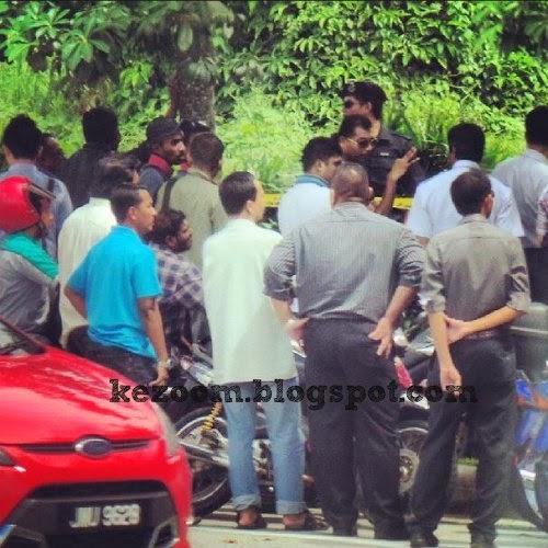 Lagi Gambar Misi Mencari Remaja Hilang di Villa Nabila