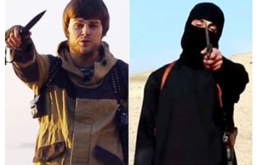 ISIS released video showing the beheading of Russian spy
