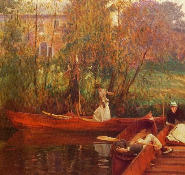 John Singer Sargent, Impressionism,Realism