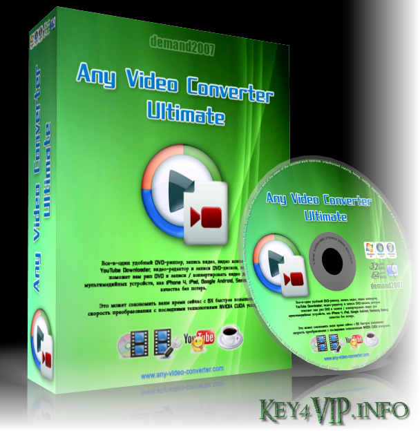 Any Video Converter Ultimate 5.6.4 Full Key,Phần mềm chuyển đổi Video và Audio đa năng