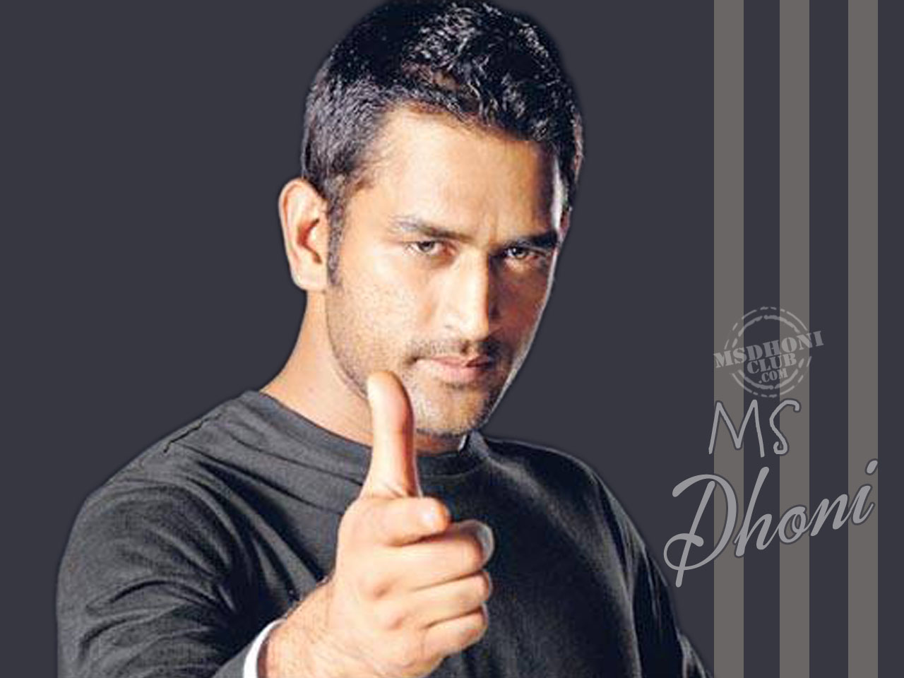 Picpapers King Cricket Ms Dhoni