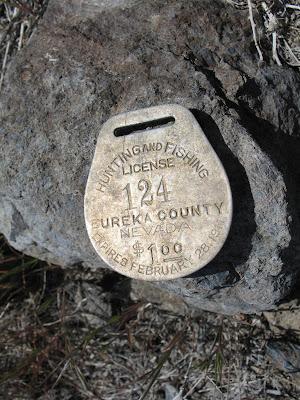 Utah antique bottle cliche nevada hunting fishing license for Utah fishing regulations