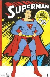 Superman: las primeras 100 historias