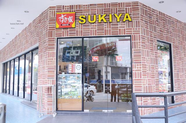 Gyudon & Tokyo Ramen @ SUKIYA Malaysia, Kota Damansara