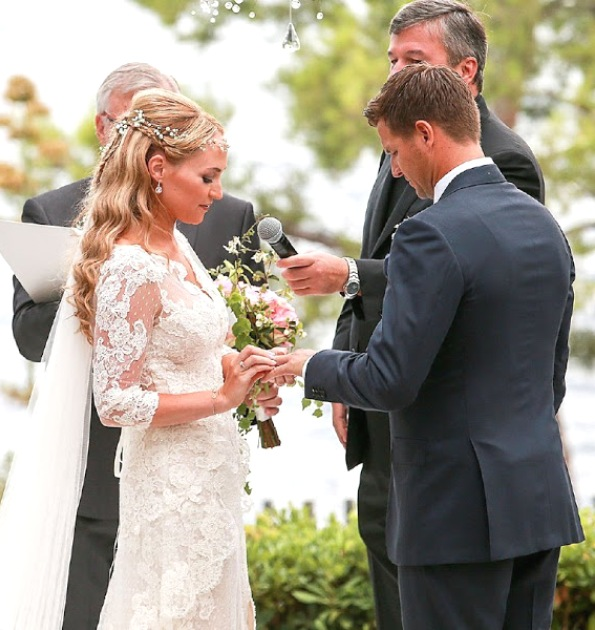 Princess Charlene's Brother, Gareth Wittstock Marries Roisin Gavin In Monaco