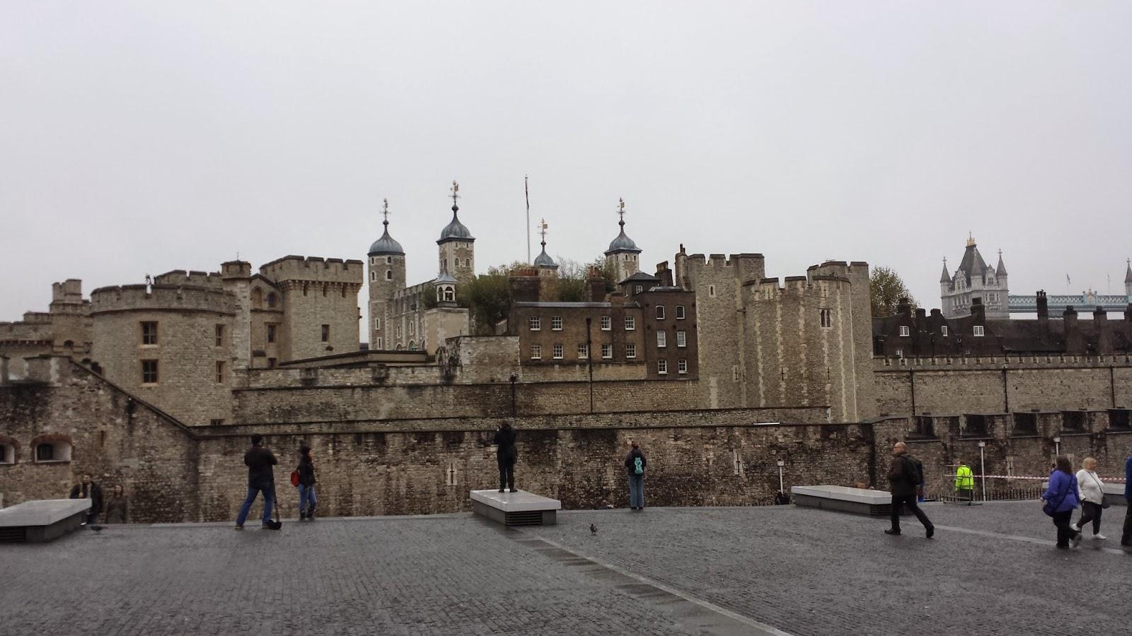 Tower of London - Honeymoon