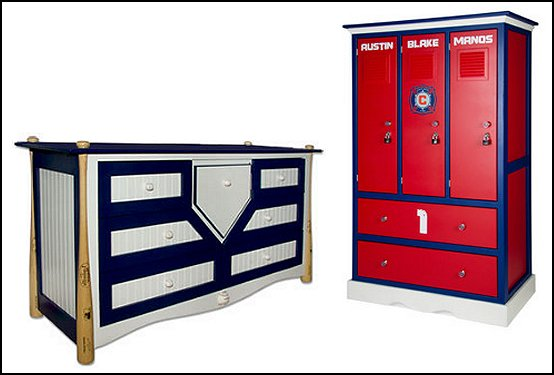 Sports Themed Furniture