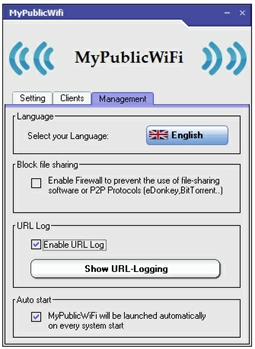 MyPublicWiFi miễn phí