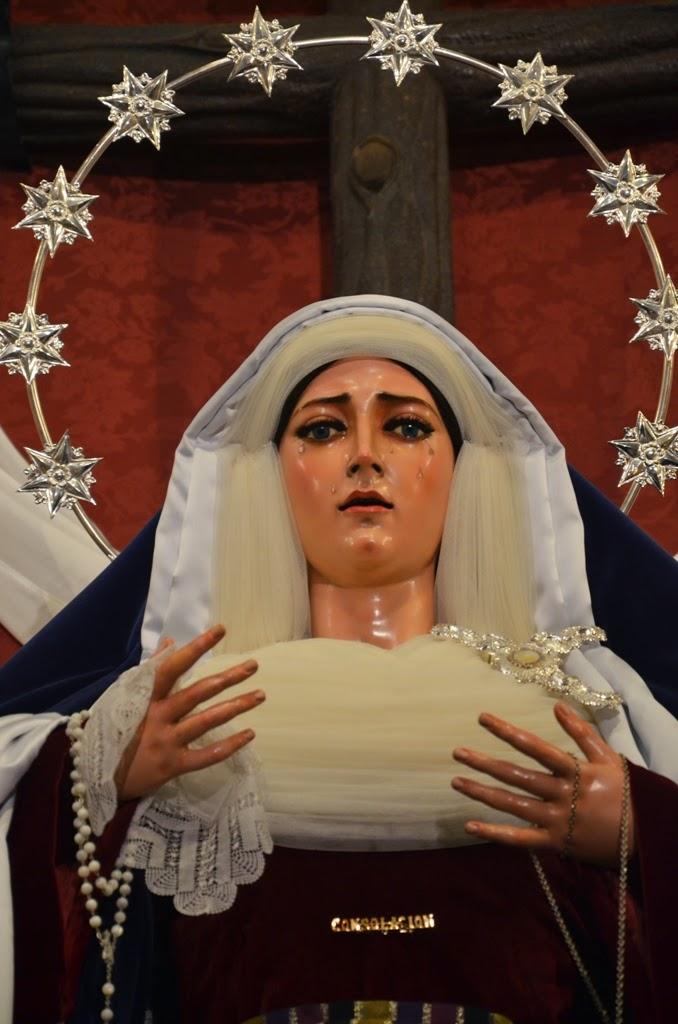 Santa María de Consolación Madre de la Iglesia