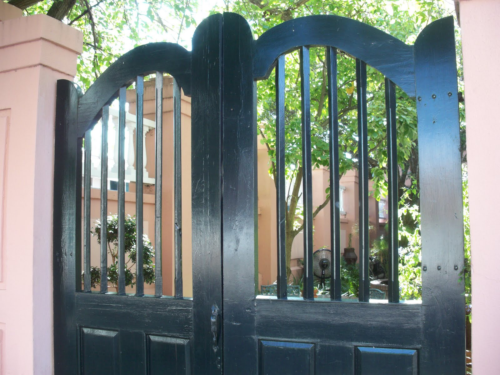 My Belles Choses Beautiful Ornamental Iron Gates Of