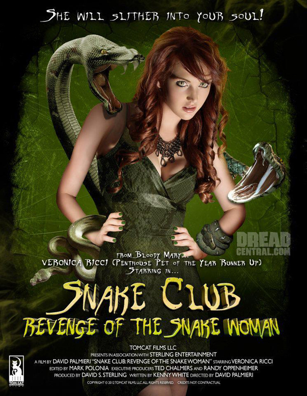 Snake Club: Revenge of the Snake Woman (2012) Movie Download