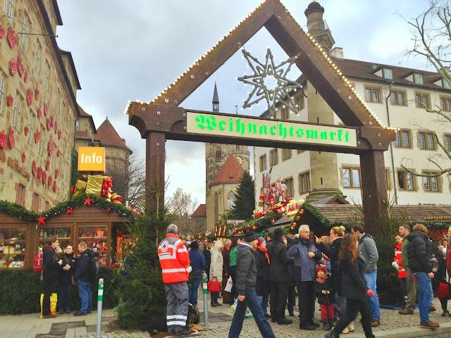 We Took the Road Less Traveled: Stuttgart Christmas Market