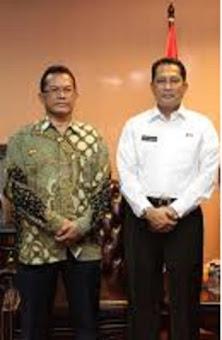 Rev Dr Mahli Sembiring dgn Komjen Budi Waseso