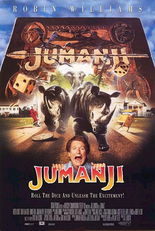 Vagebond 39 S Movie Screenshots Jumanji 1995