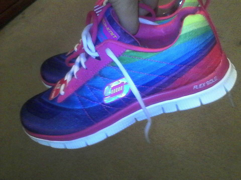 Skechers Colorate
