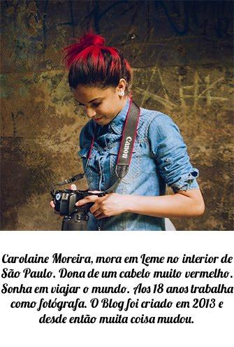 ♥ Carolaine Moreira ♥