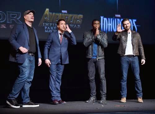 Marvel công bố 11 phim phát hành trong 5 năm tới