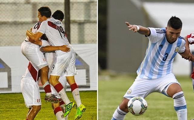 Argentina vs Peru en vivo