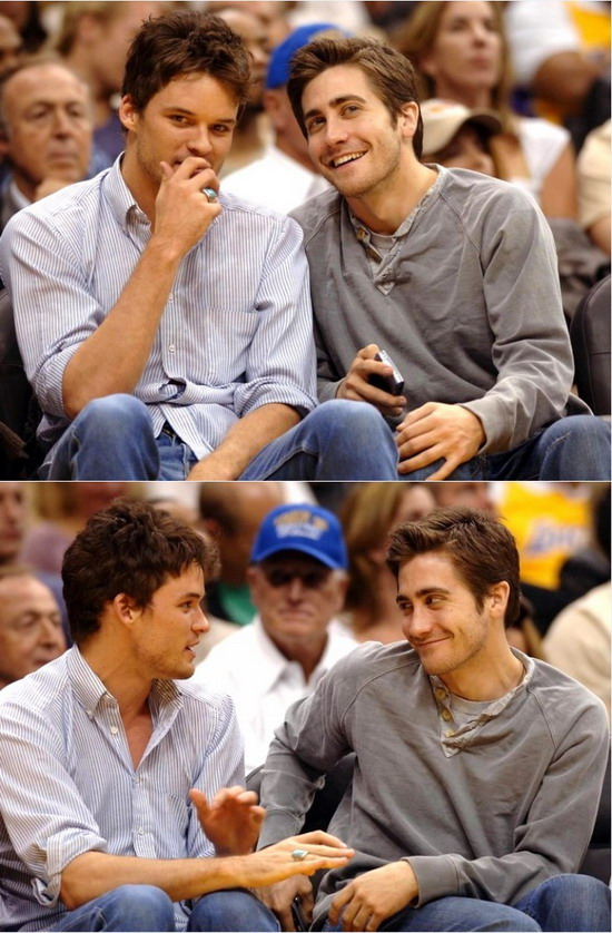 Jake Gyllenhaal is GAY! He supposedly got busted for doing the nasty with a ...