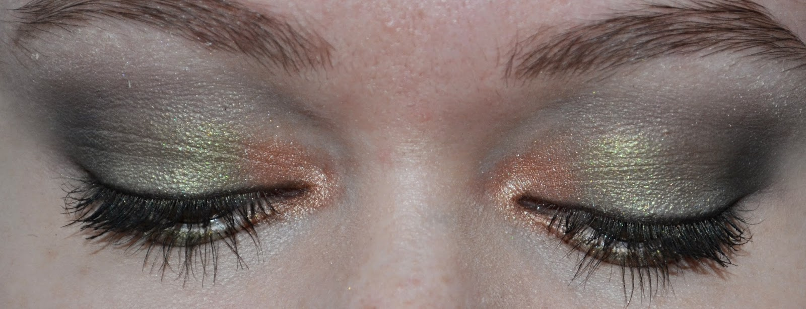 Wet & Wild Comfort Zone Palette Eyeshadow Look