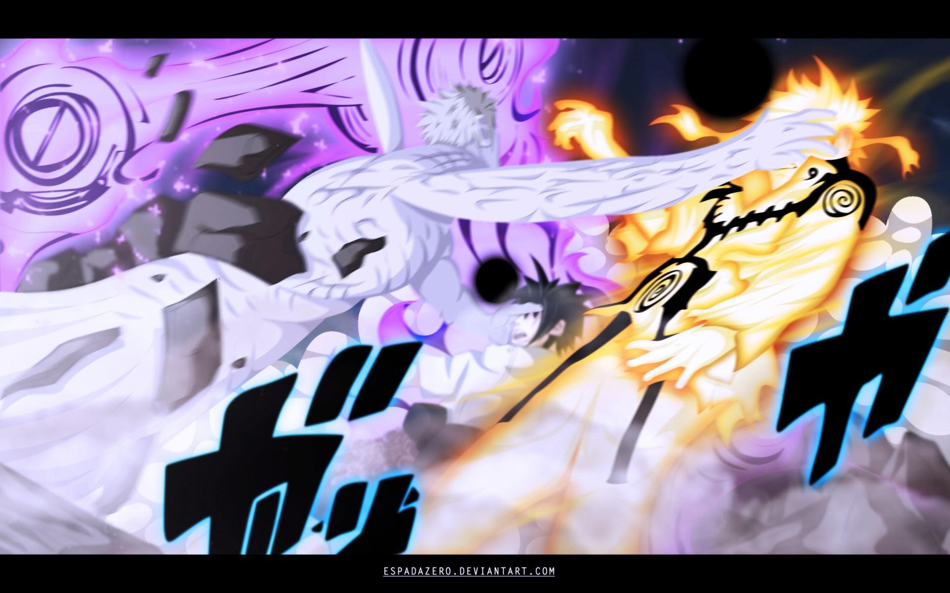 obito vs naruto and sasuke 3i wallpaper hd