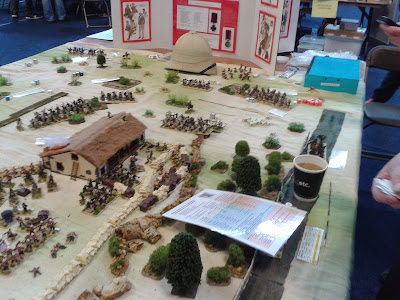 28mm Rorke's Drift participation game by Rotherham Wargames Society picture 1