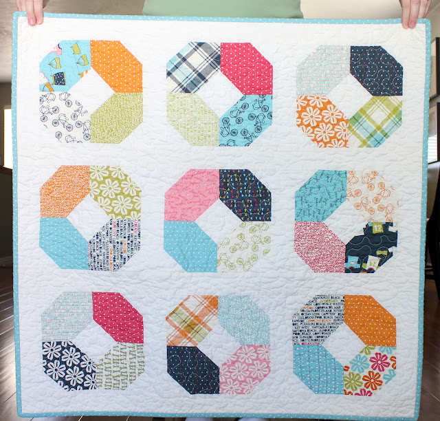 Charming Lucy Quilt