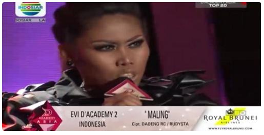 Peserta Dangdut Academy Asia yang Tersenggol Tgl 26 November 2015