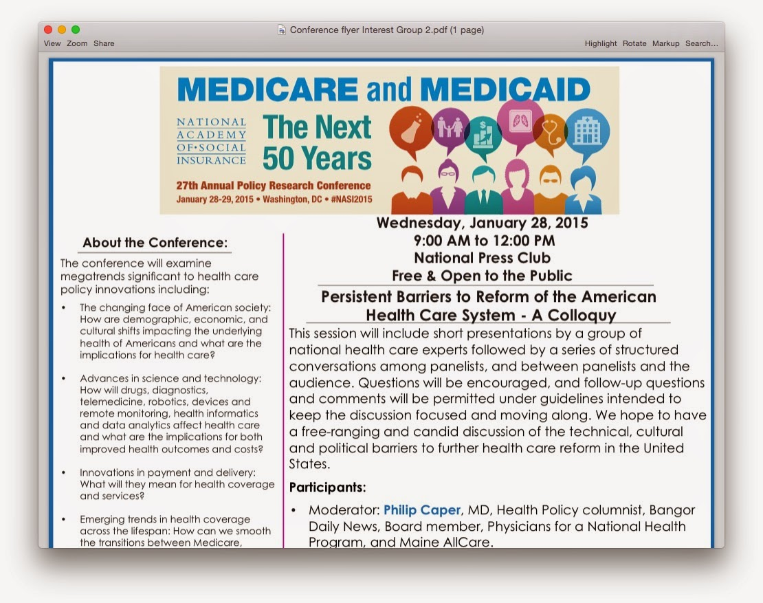 health care reform articles january 14 2015
