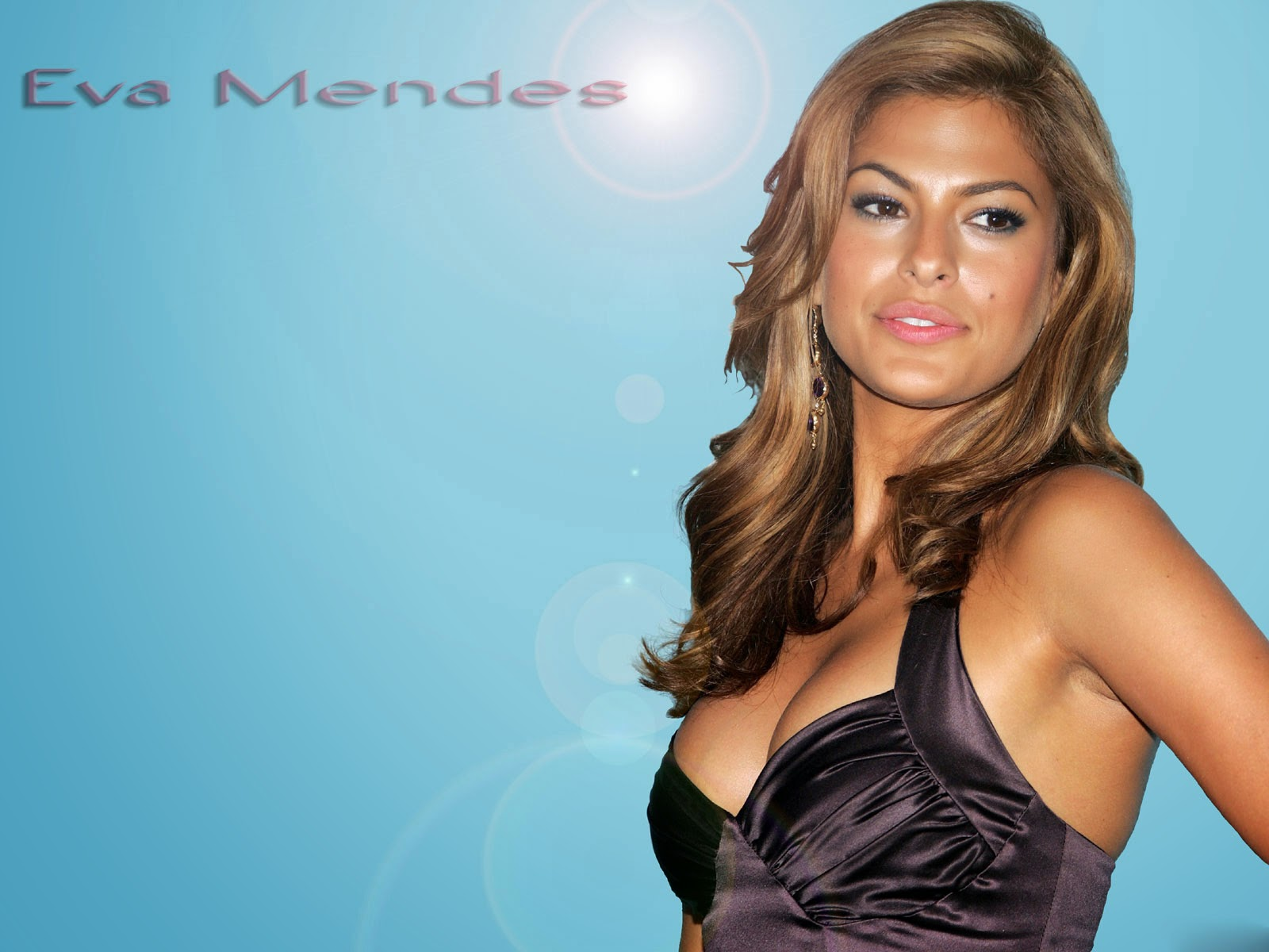 Eva mendes hot and sexy girl wallpaper