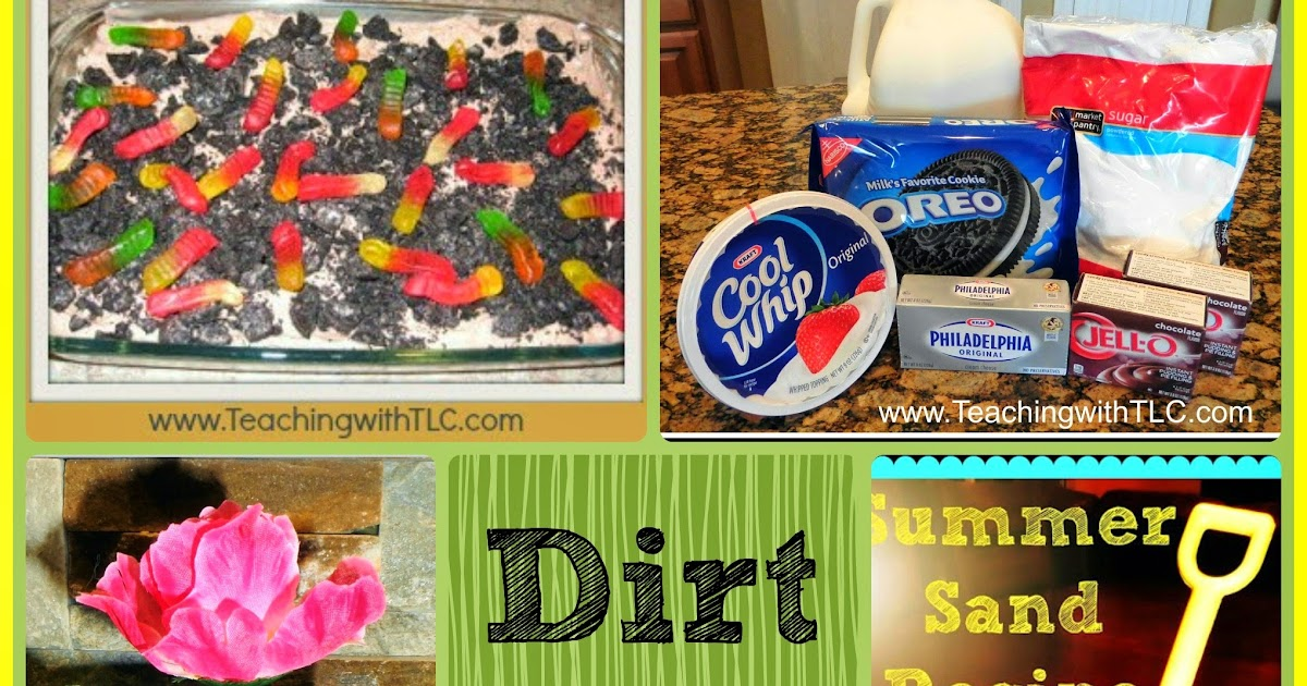 Dirt Cake Simple Recipe