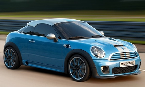 Check Out The Short Video Below To See New Mini Cooper Coupe In Action