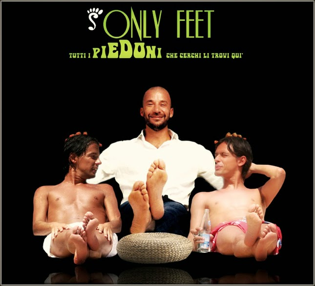 Only Feet