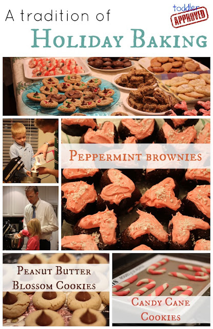 Holiday+Baking+Collage A Tradition of Holiday Baking