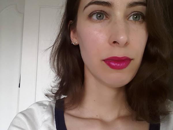 En mode Barbie avec le Pinker Bell de Catrice (Mon Rouge à Lèvres du Vendredi)