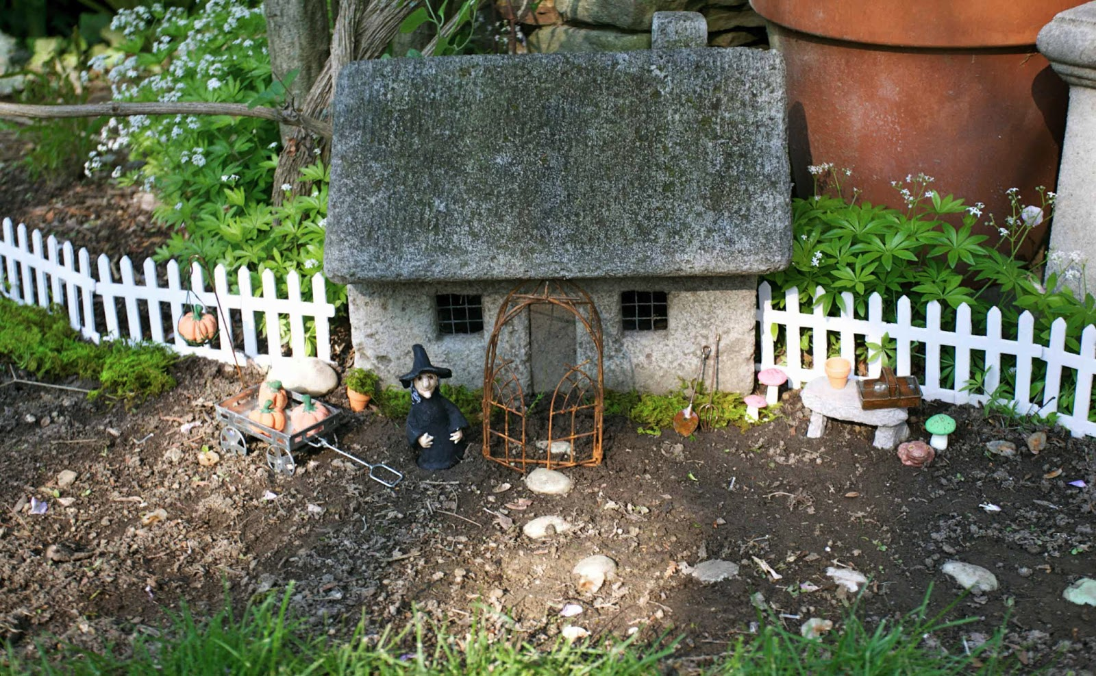 The Witches Gardens