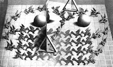 Arte y Matemáticas. Maurice Cornelis Escher.