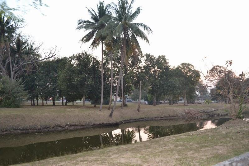 Ayutthaya, Thailande, royaume de siam