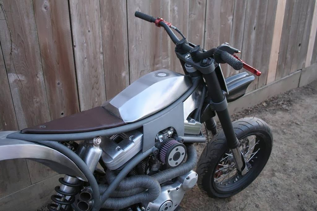 Buell Supermoto | Buell | Custom Buell | Buell Custom | Buell Parts | Buell Motorcycles | Custom Bikes | Buell Supermoto TPJ Customs