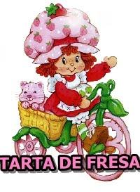 TODO TARTA DE FRESA, RECORTABLES, DIBUJOS PARA COLOREAR, CAJITAS Y TRAJETITAS PARA CUMPLEAÑOS