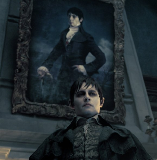 dark shadows movie review An essay on tim burton's disastrous reimagining of dark shadows and the  to  another in a movie, as one does to barnabas, this is probably.