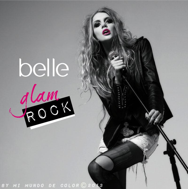 conviertete en la nueva reina del glam rock
