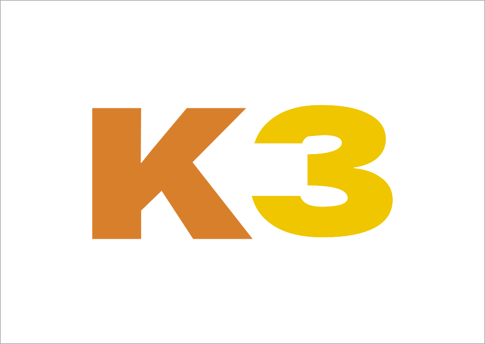 K3 Logo Vector download free
