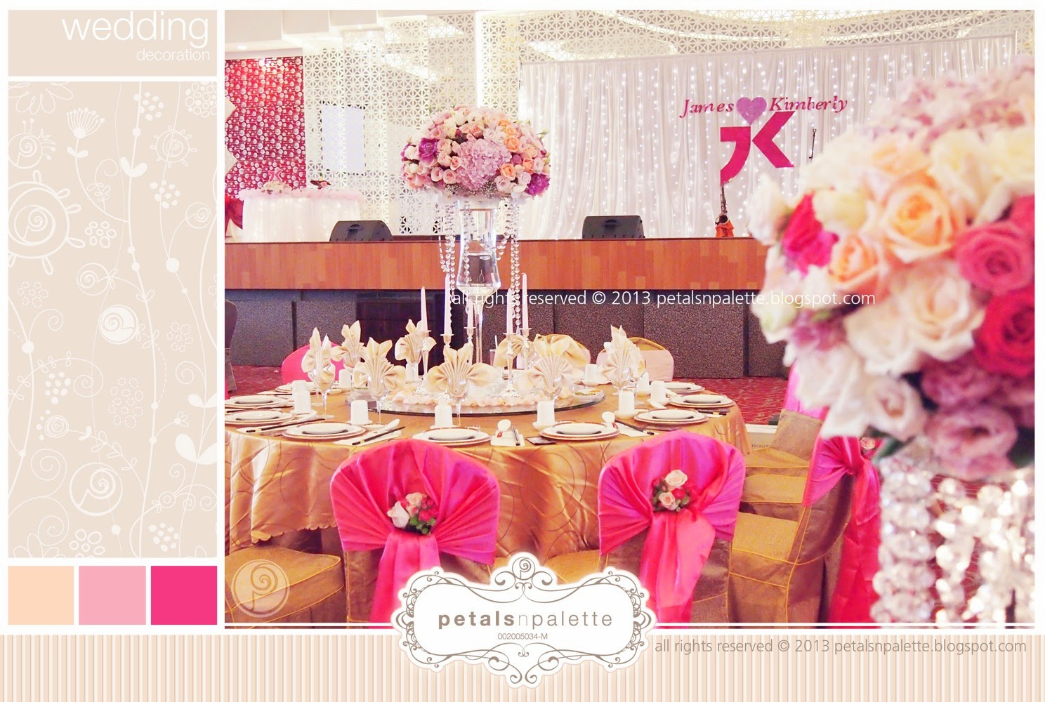 Wedding decoration sin choi wah wedding decoration wedding decoration sin choi wah junglespirit Choice Image