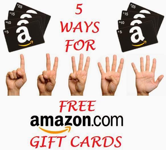 5 Ways To obtain Free Amazon