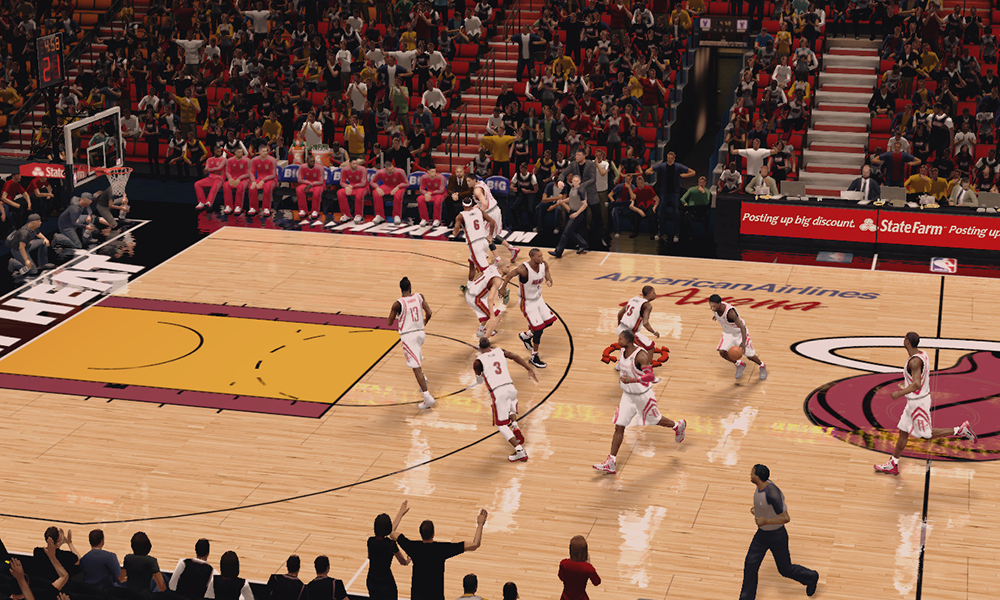 Next-Gen PC ENB for NBA 2K14