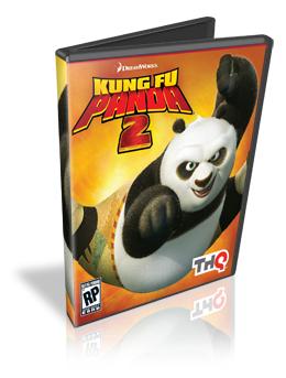 Download Kung Fu Panda 2 PS3 e Xbox 360 2011