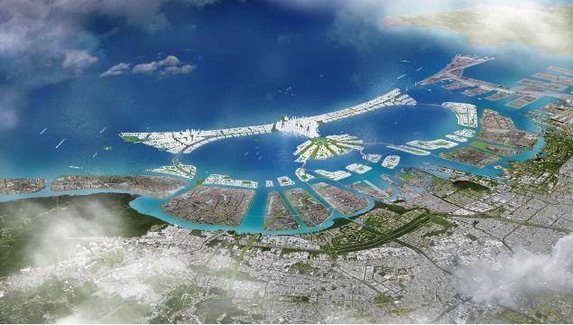 Reklamasi 17 Pulau Buatan di Utara Jakarta Hancurkan Ekosistem Mangrove