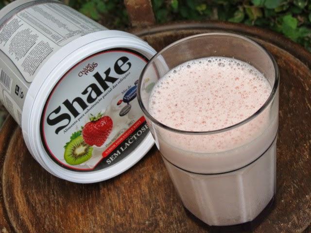 Shake Mix de vitaminas e minerais