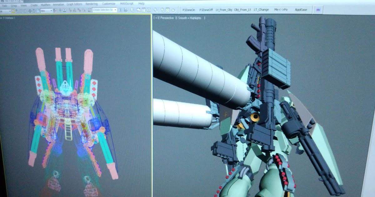 GUNDAM GUY: Gundam UC Episode 7 'Over the Rainbow' - April ...